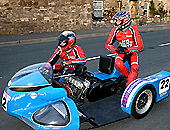 Greg Lambert rRcing Motorbikes and Sidecars