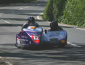 Keep up with our sidecar racing news
