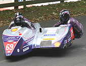 Formula 1 and Formula 2 Sidecar Racing